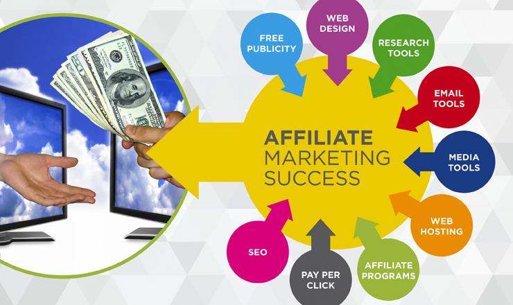 Affiliate Marketing là gì ? Hướng dẫn kiếm tiền bằng Affiliate Marketing mới nhất 2018.