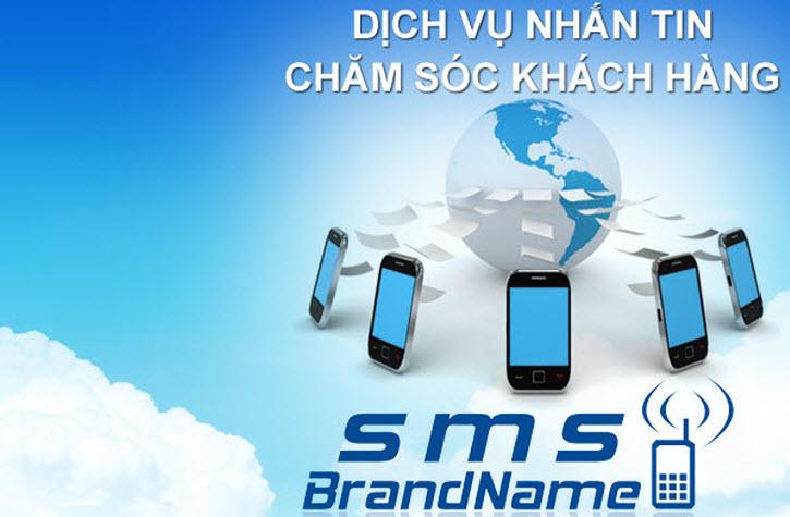 Tin nhắn chăm sóc khách hàng - sms brandname