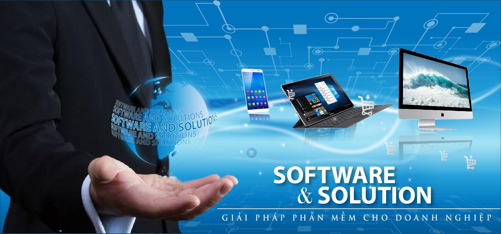 Phần mềm và giải pháp